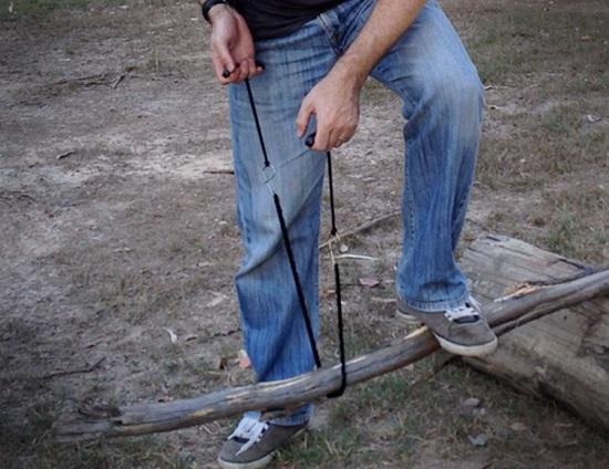 практичная пилочка на цепи