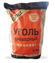 производство угля для шашлыка