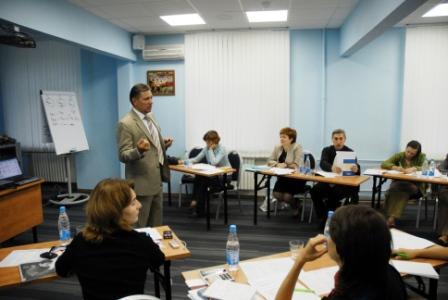 проведение тренингов и семинаров