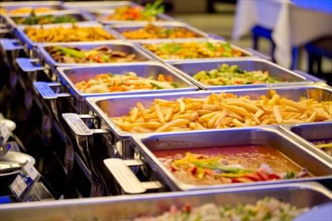 ресторан с оплатой за вес