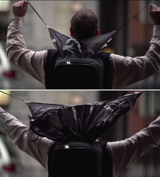 рюкзак Funnell  от дождя