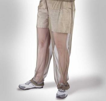 штаны с защитой от комаров