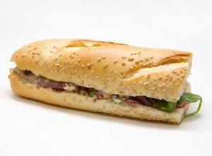 случайный сэндвич