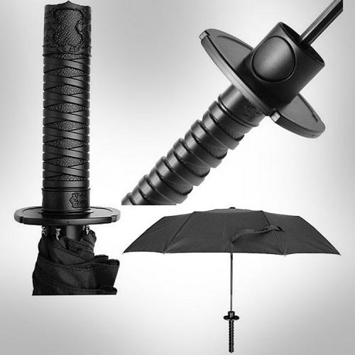 стильный зонт-катана как бизнес идея
