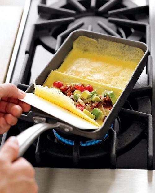 удобная сковородка