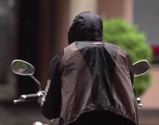удобный рюкзак от дождя
