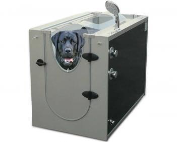 умная мойка для собаки