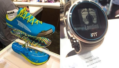 умная обувь с обратной связью
