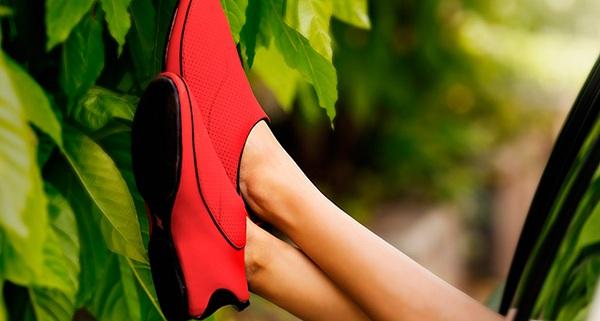 умные кроссовки Le Chal
