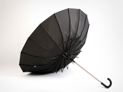 умный зонтик