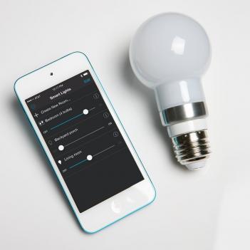 управляемая bluetooth лампа