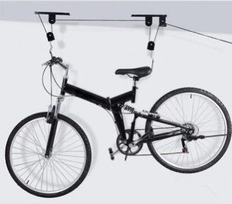 устройство для подвешивания велосипеда