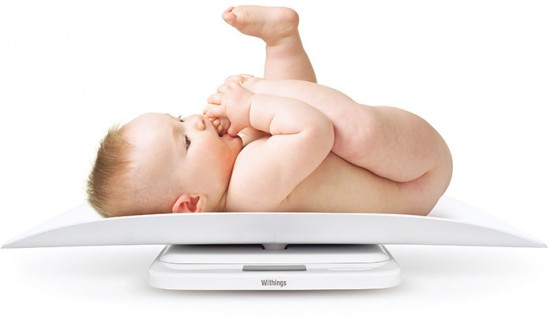 весы для малыша