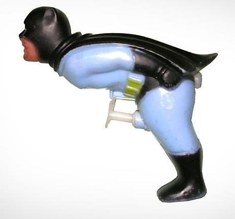 водяной пистолет бэтмен